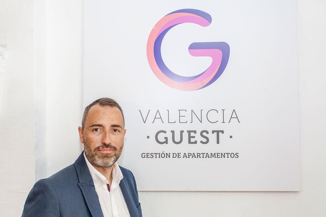 Fidel Tuset | Gestión de alquiler turísticos en Valencia | Valencia Guest