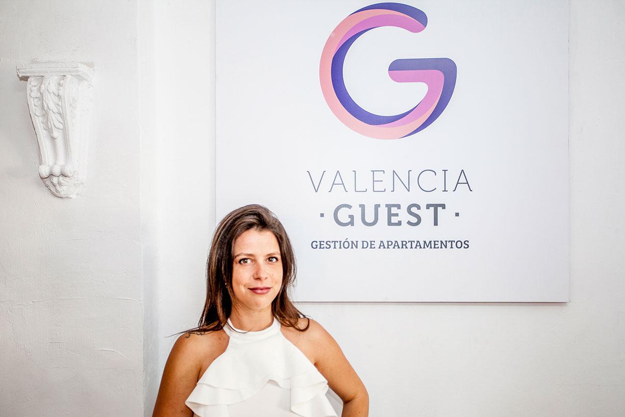 Giulia | Gestión de alquiler turísticos en Valencia | Valencia Guest